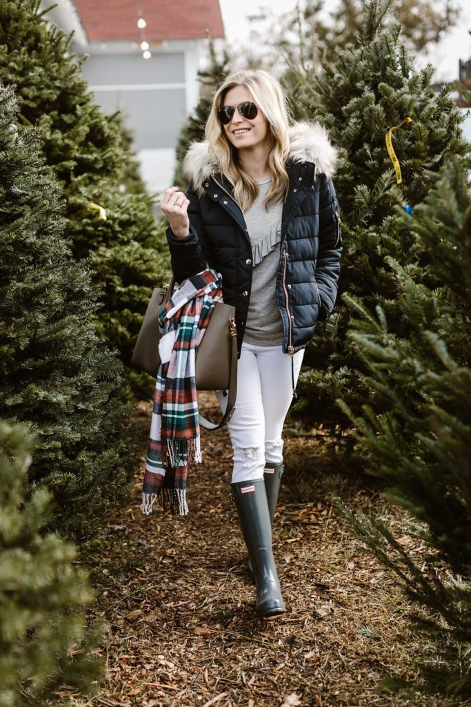 davis street christmas tree farm outfit
