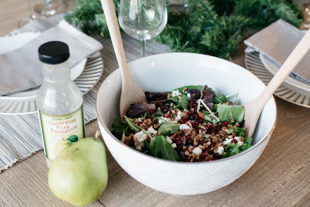 winter berry salad