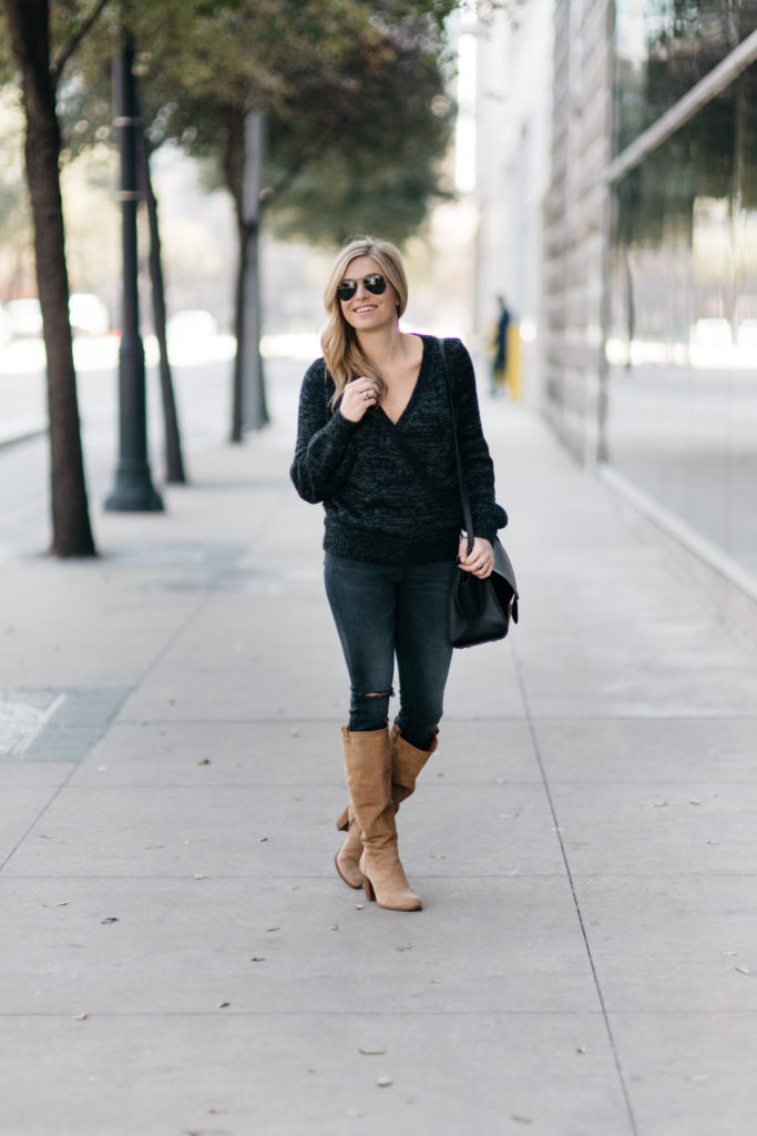best winter boots and sweaters sale
