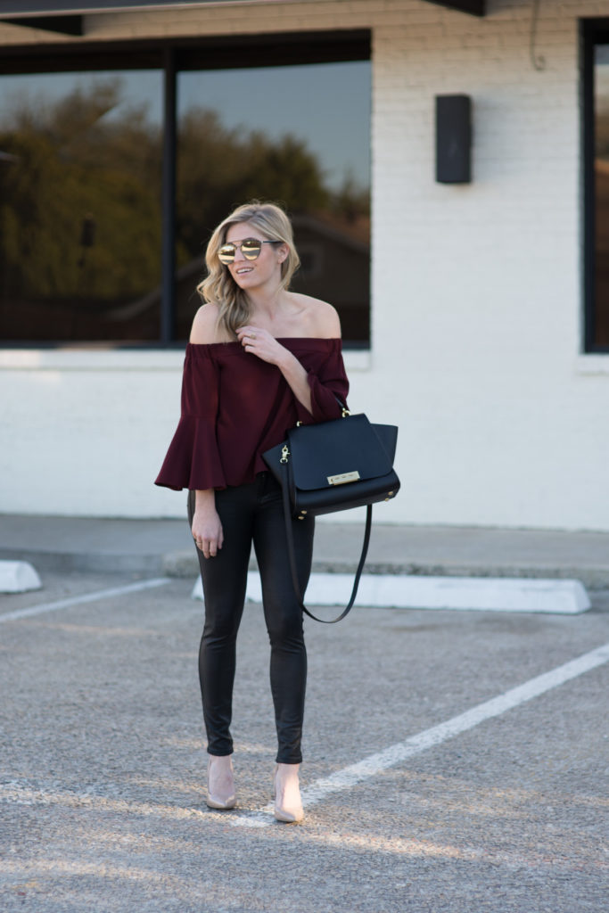 dallas fashion blogger, brooke burnett, valentines day outfit