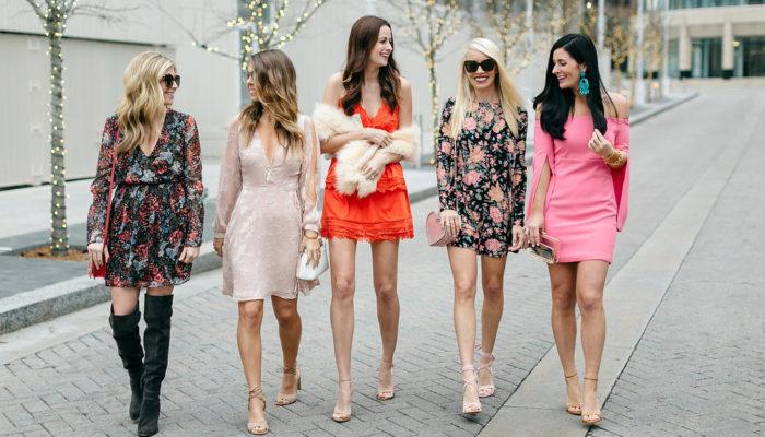 GALENTINE'S DAY DRESSES
