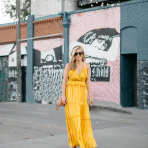 HELLO YELLOW // SPRING COLOR TREND