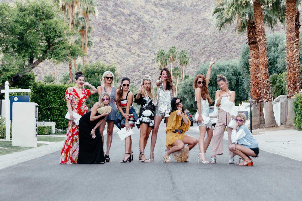 blogger girl friends