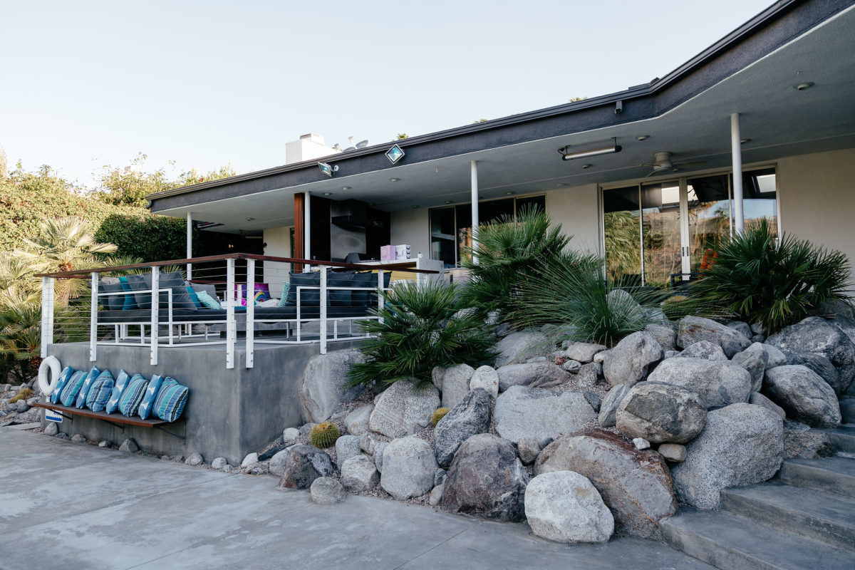 HomeAway Palm Springs house review