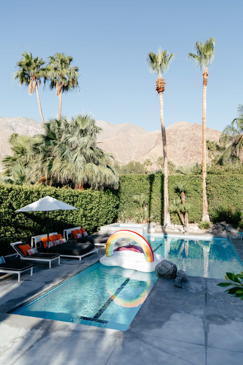 HomeAway Palm Springs house