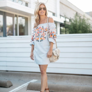 EMBROIDERY SUMMER TREND