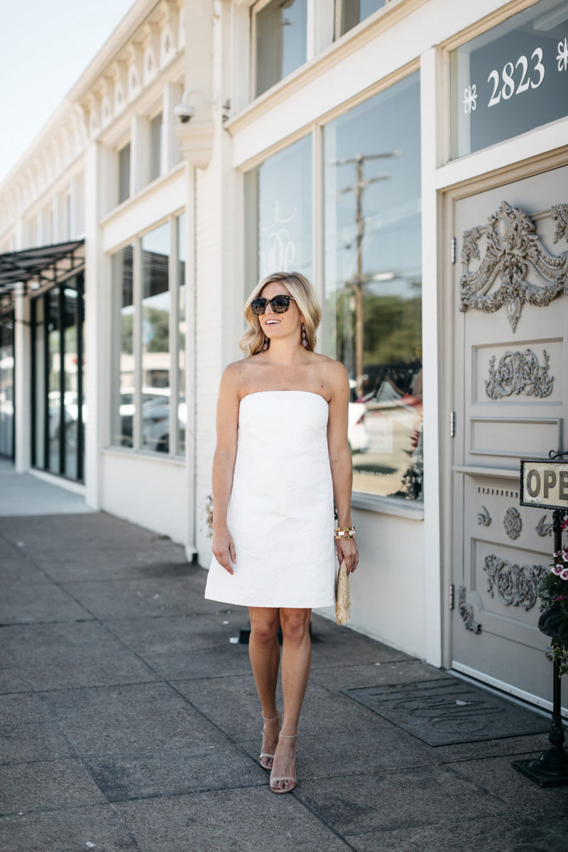 white outfits for summer