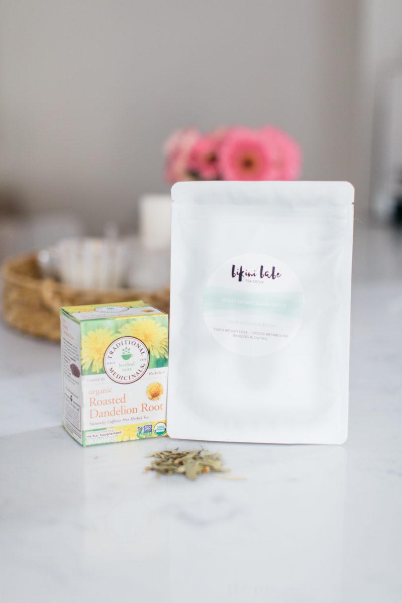 Drink dandelion tea