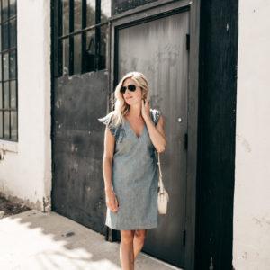 DENIM DRESSES FOR SUMMER HEAT