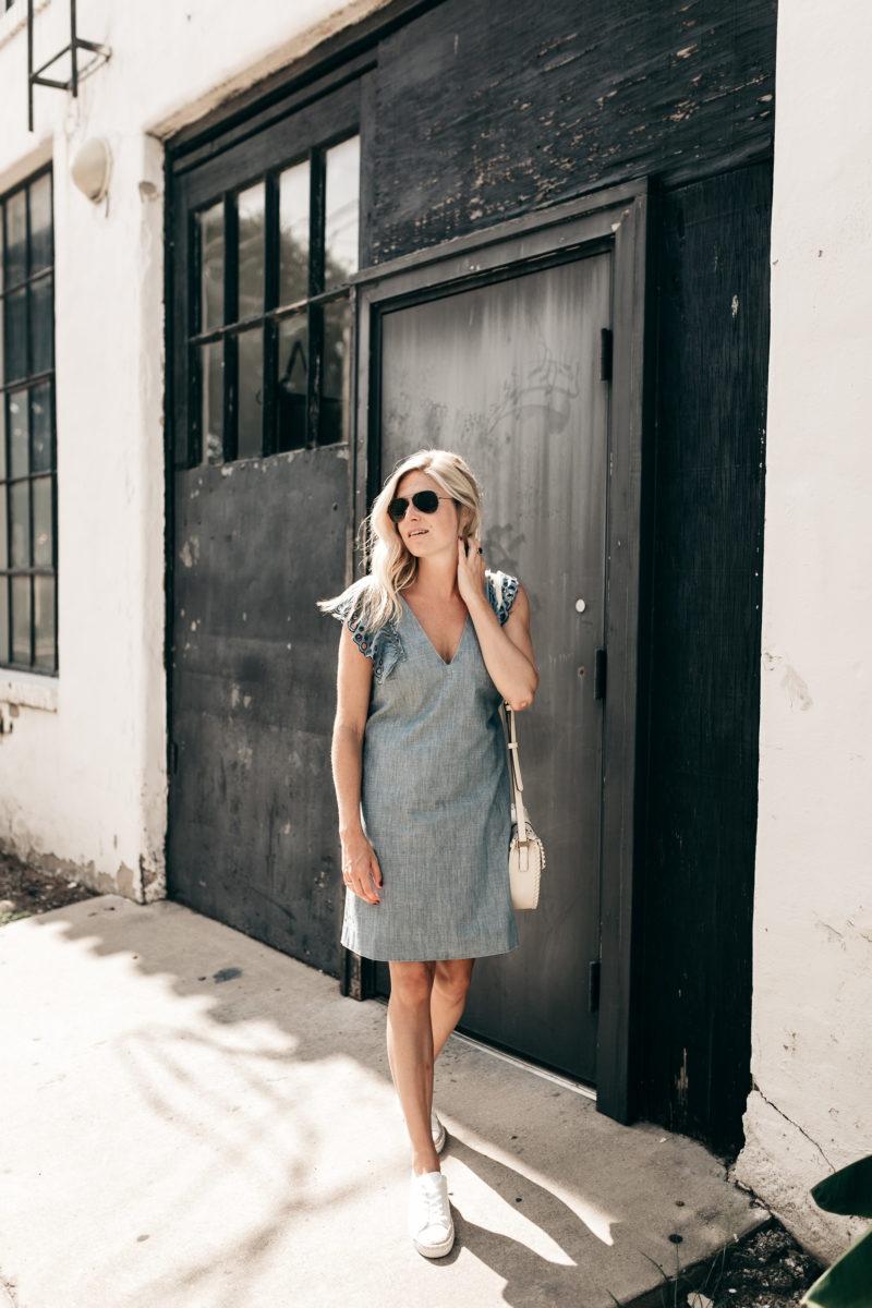 DENIM DRESSES FOR SUMMER