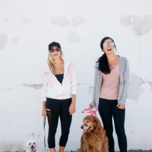 WORK IT WITH LYNLEE POSTON + OUR FURRY F...