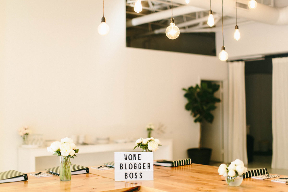 one blogger boss workshop, dallas lifestyle blog