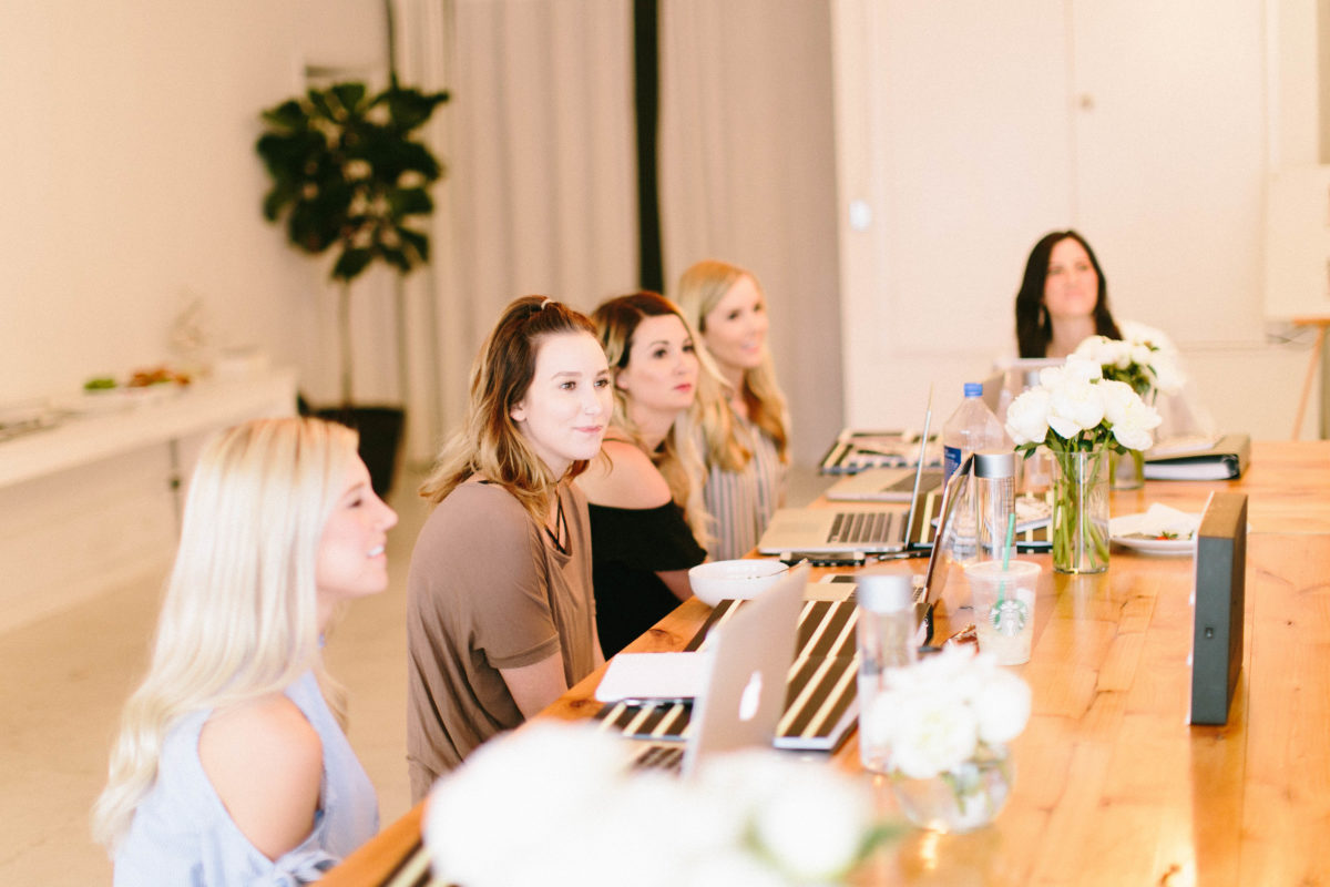 ultimate blogger workshop