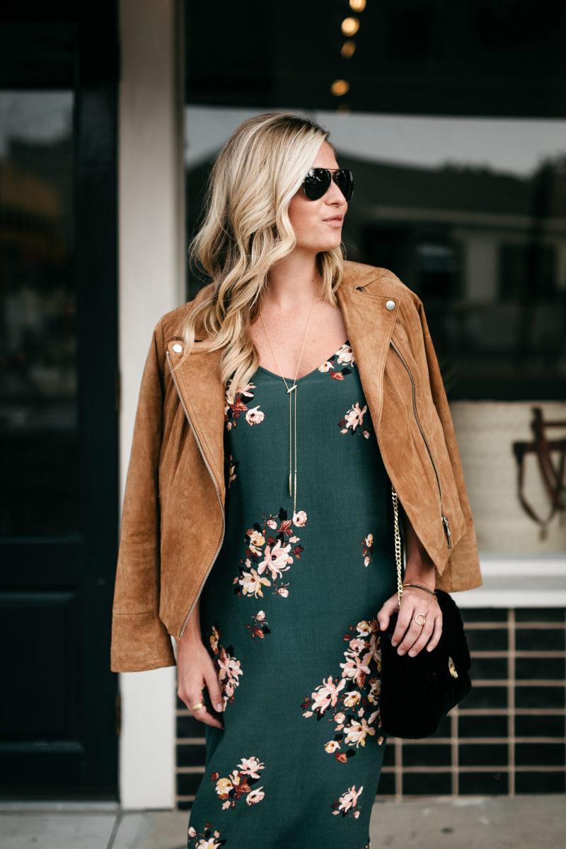 Dallas Style Blogger, layered jewelry, fall accessories