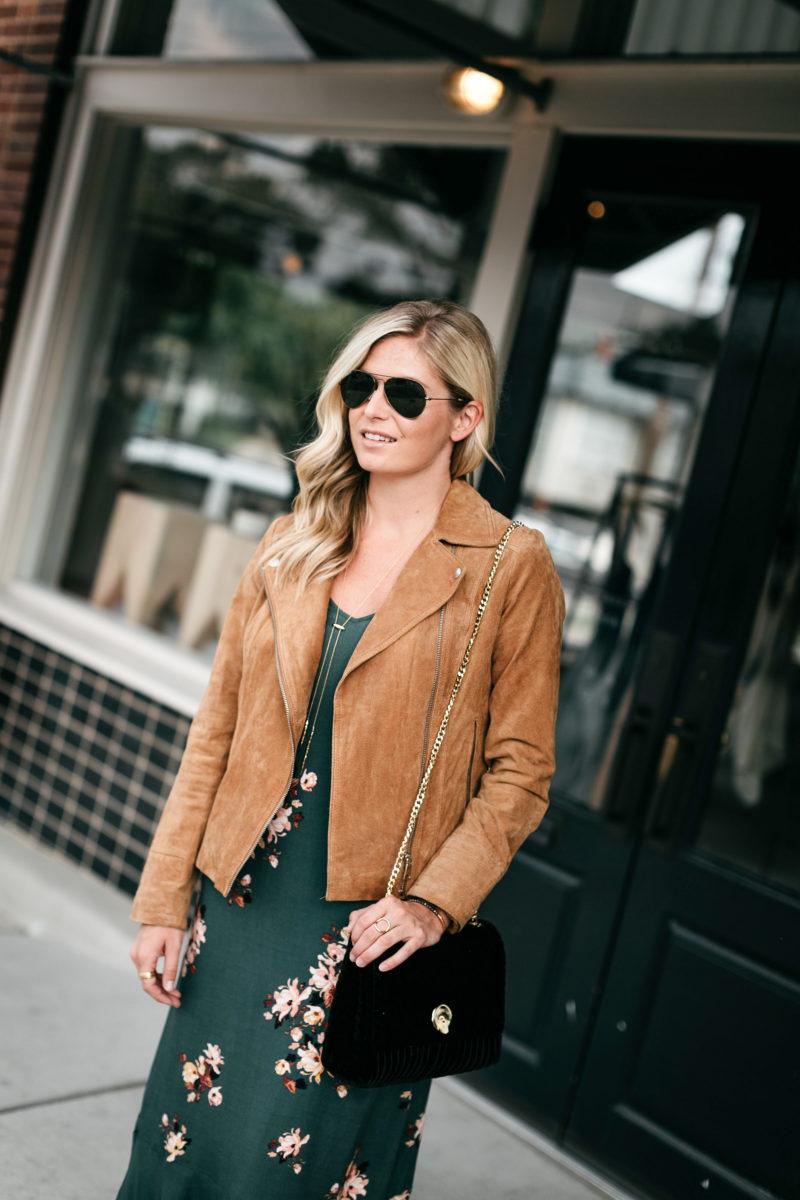 Dallas Fashion Blogger, camel jacket, fall layers