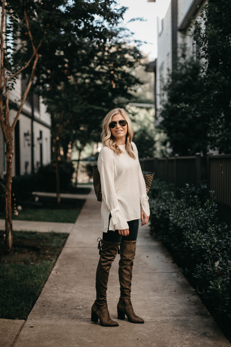 style blogger, sweaters, fall