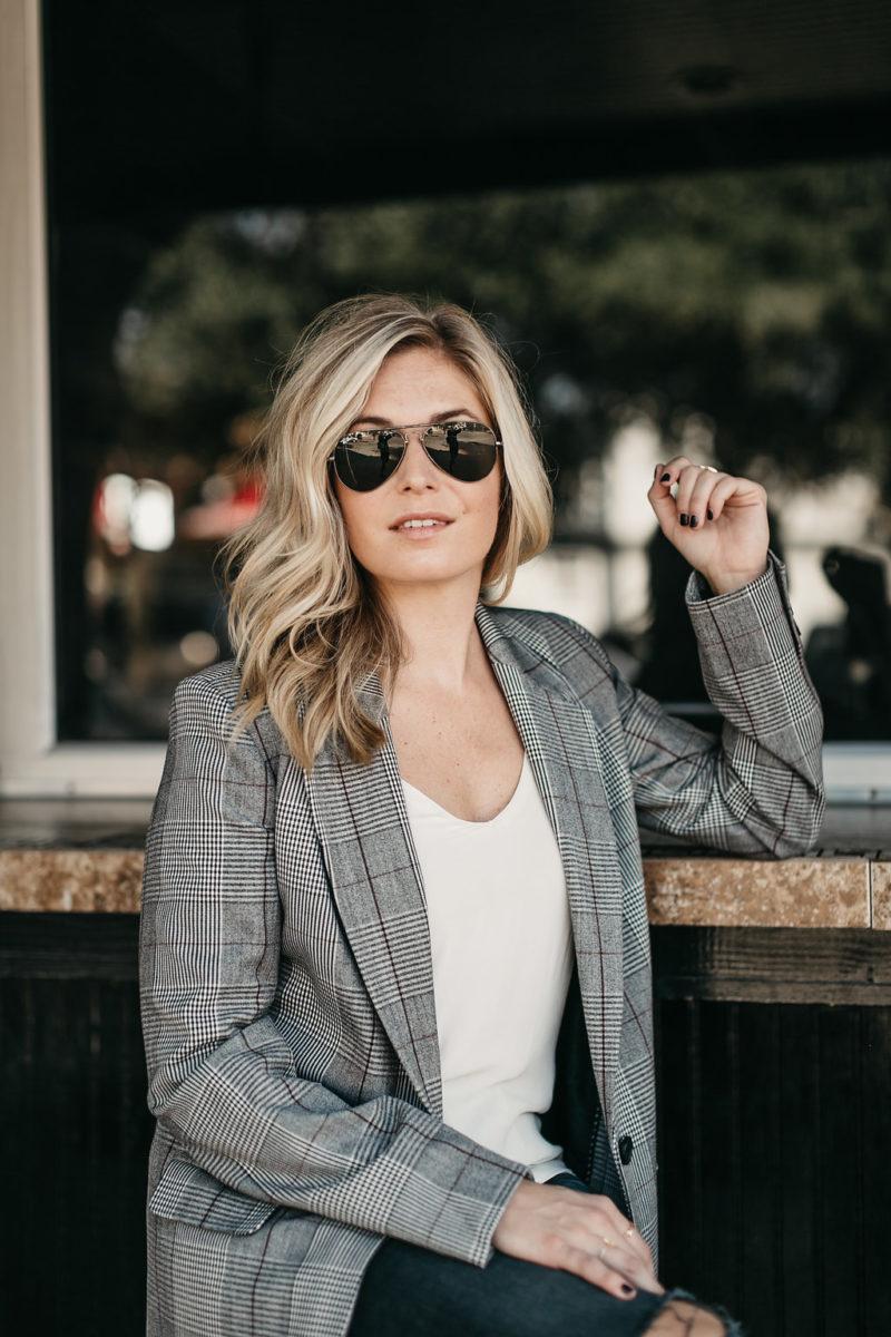 style blogger, aviators, fall fashion