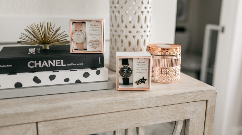 BIRTHDAY GIVEAWAY DAY 4 // MON AMIE WATCHES