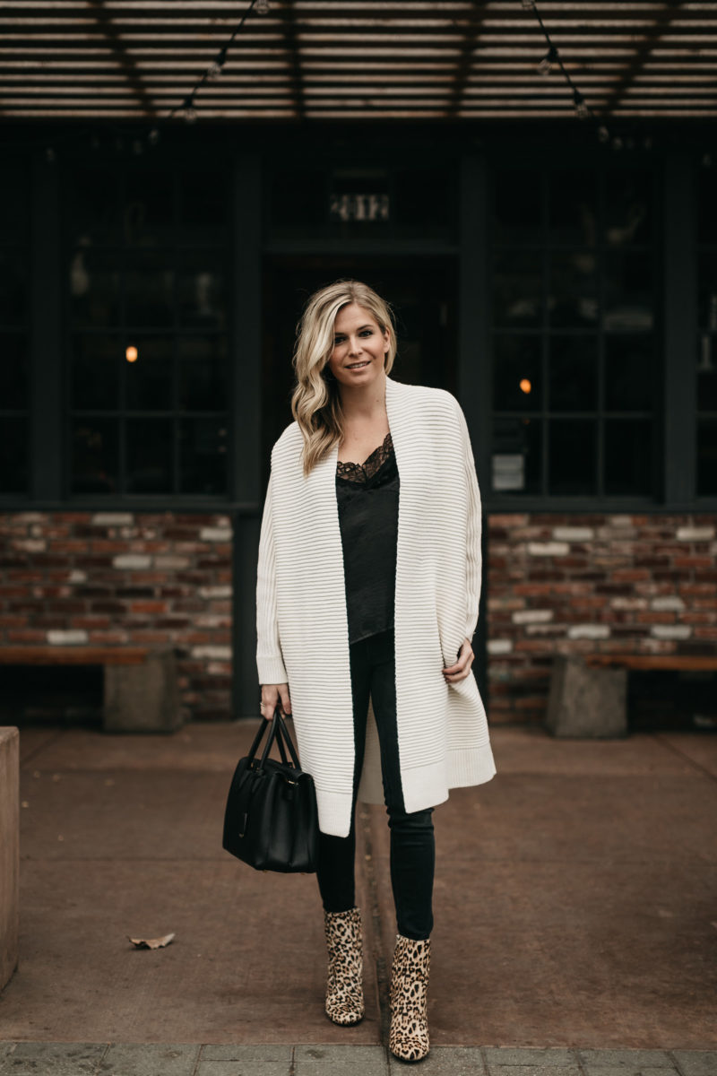 fall layers, cardigan, fashion blogger