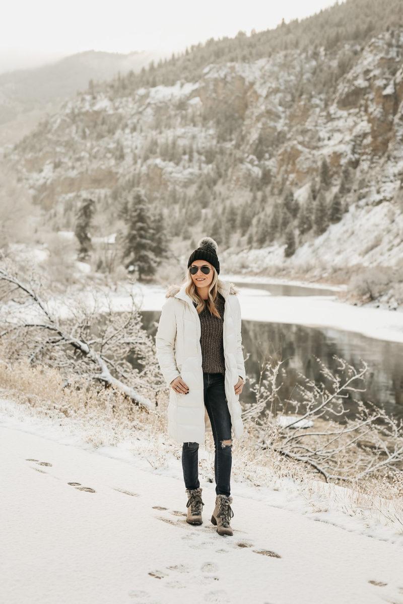 one small blonde, brook burnett, style blogger