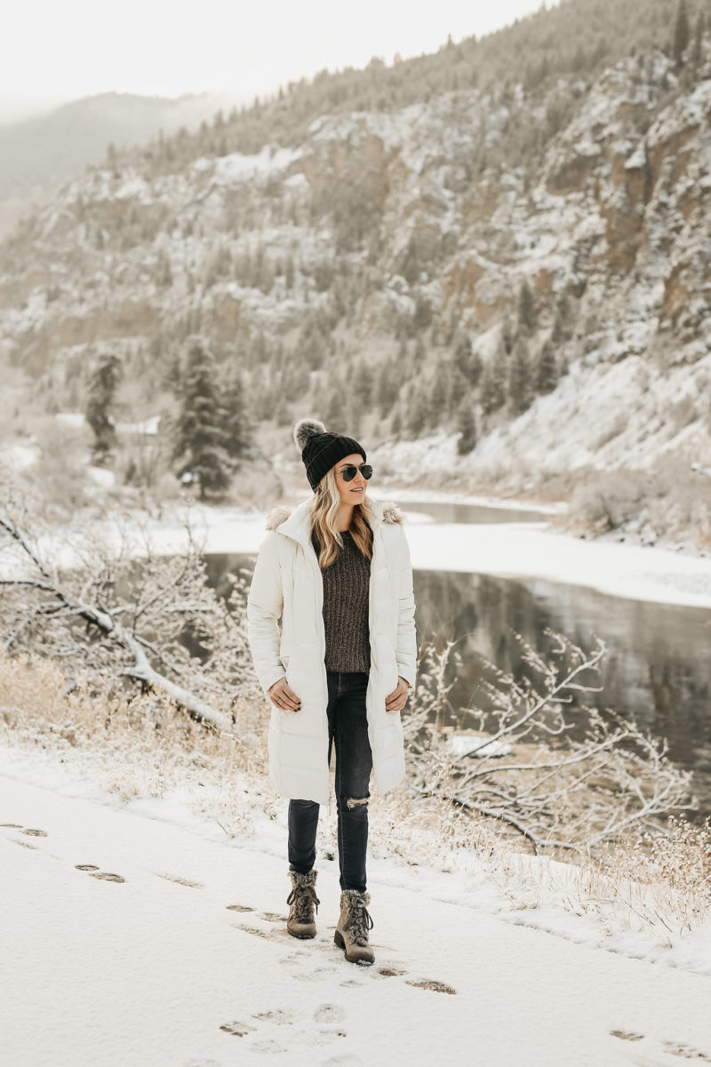winter weather, snow boots, colorado