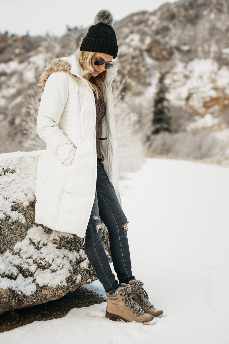 snow accessories, winter vacation, what to pack for Colorado