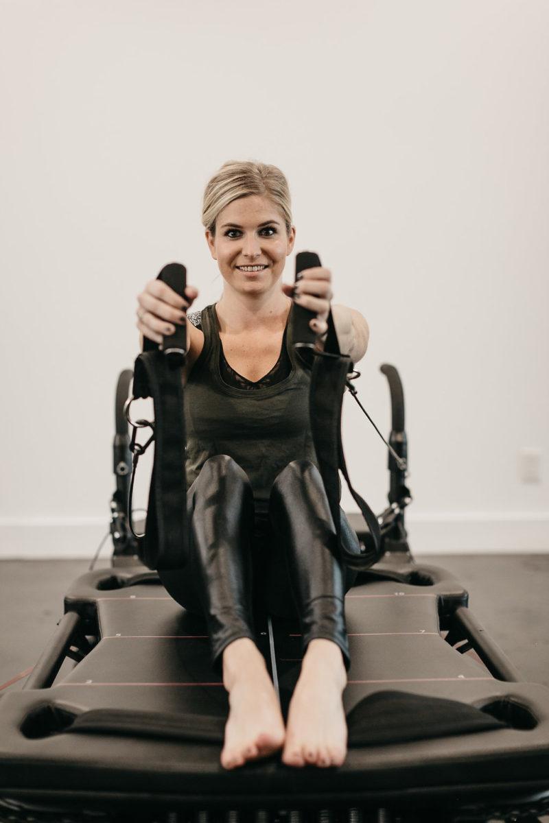 low impact, high cardio, fitness studio