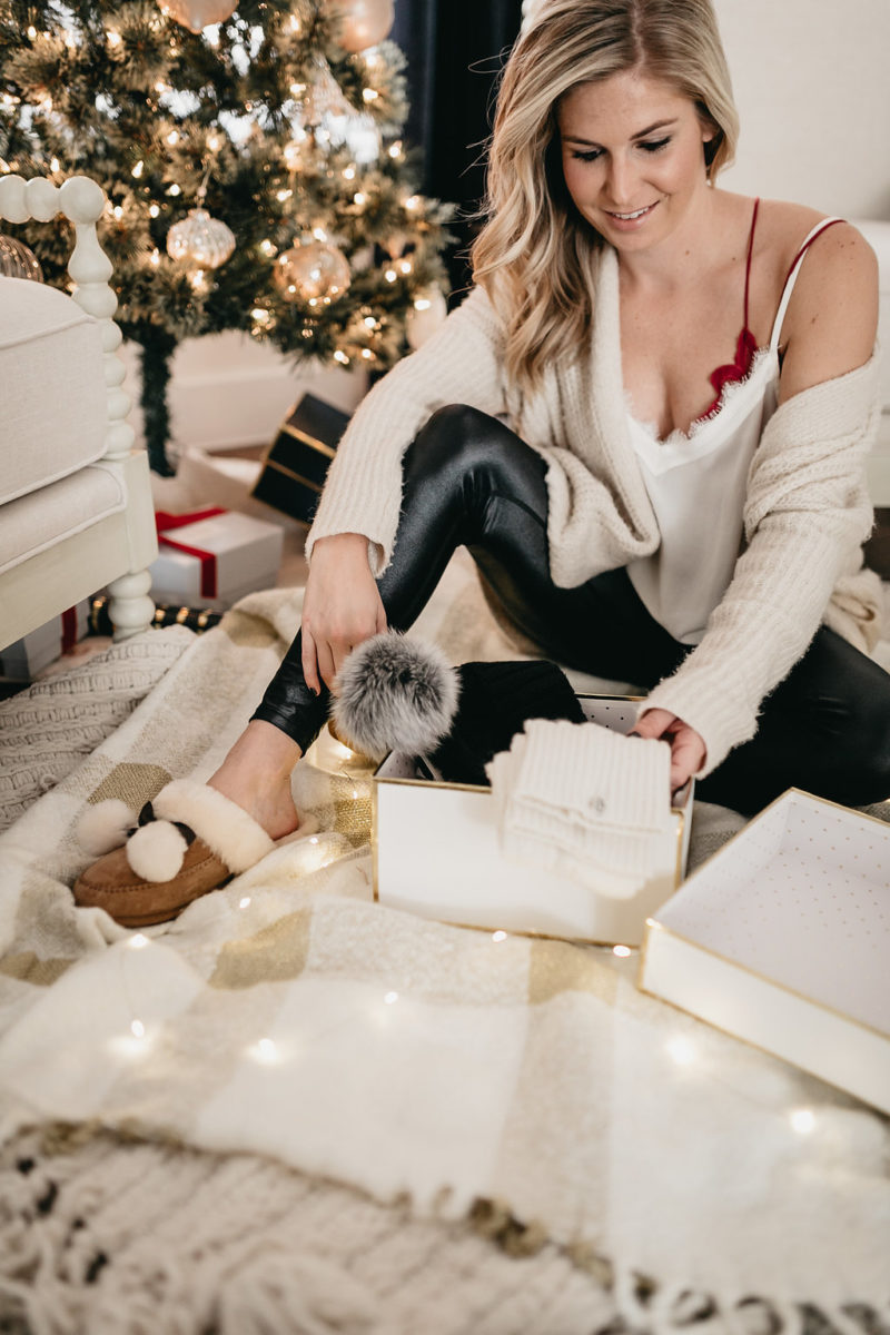 gifts for her, homebody gifts, ugg slippers