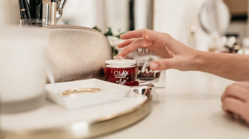 WHIP INTO WINTER WITH OLAY