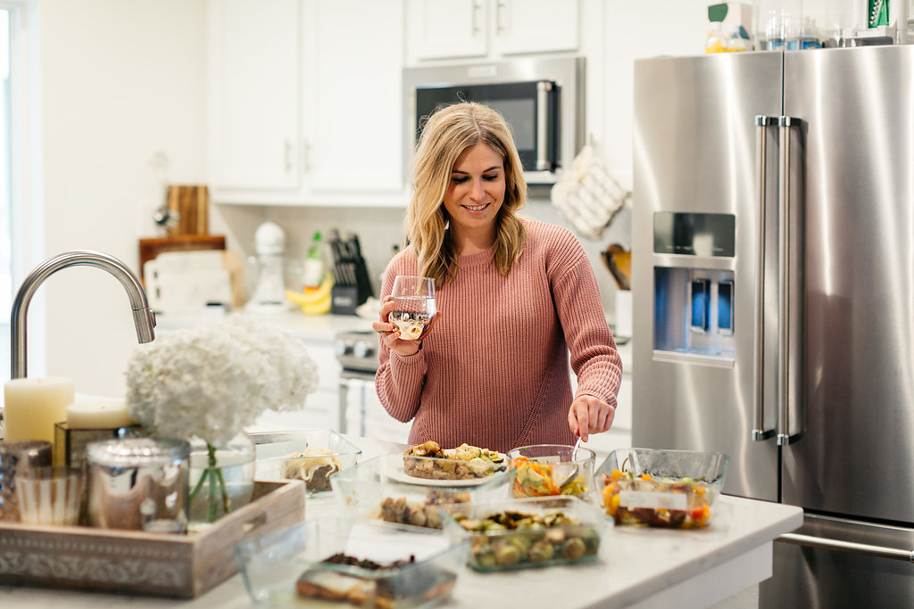 one small blonde, brooke burnett, kitchen inspo