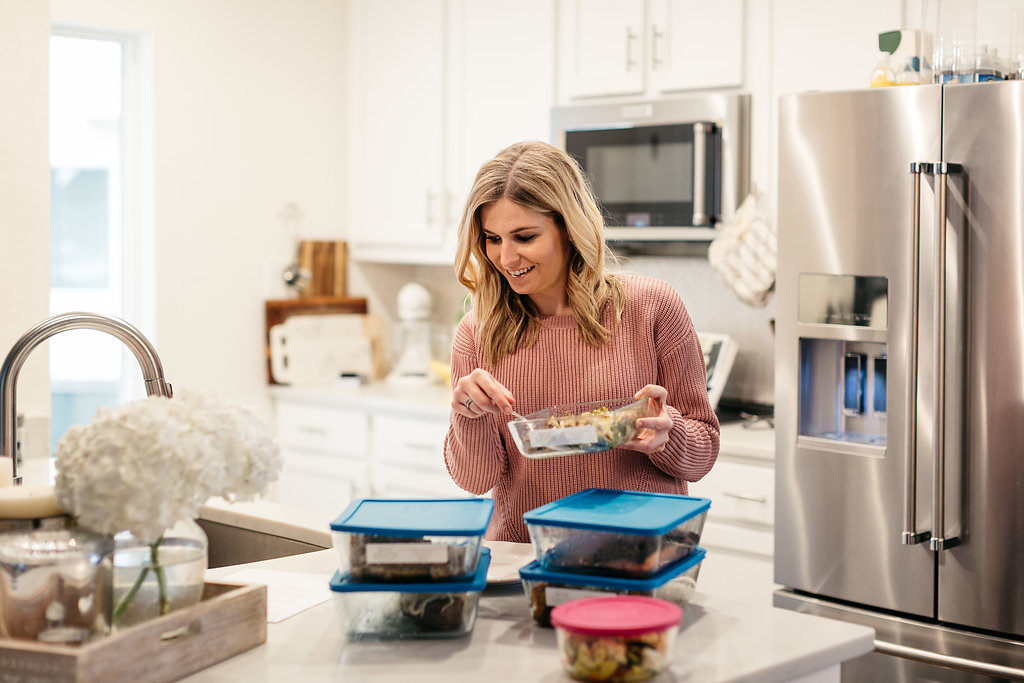 meal prep, style blogger, fashion blogger, meal delivery, meal kits