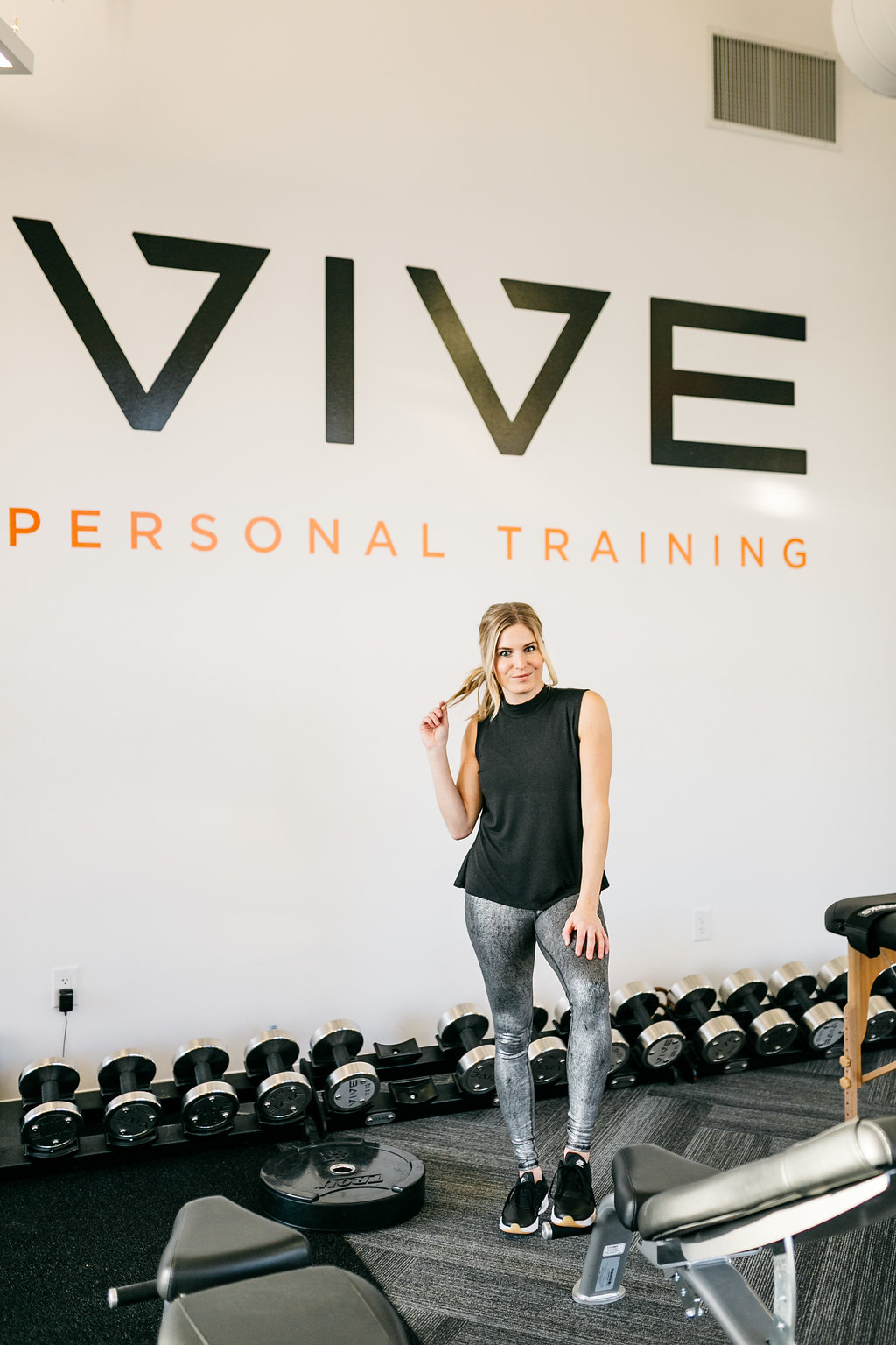 Vive Personal Training - Dallas workout studio