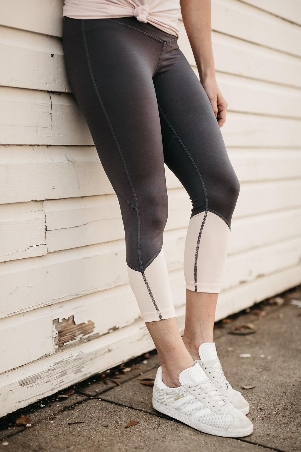 Zella color block leggings