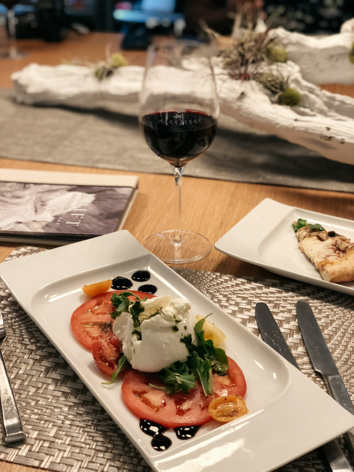 wine from Drift Kitchen + Bar