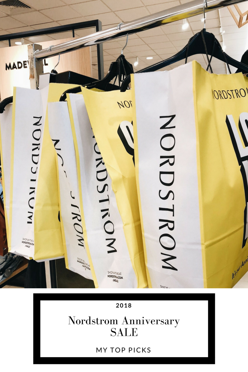 Nordstrom Anniversary SALE 2018