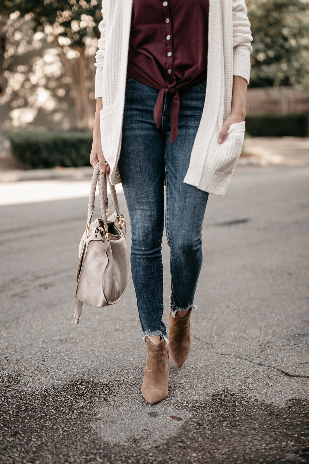 ABERCROMBIE JEANS | One Small Blonde