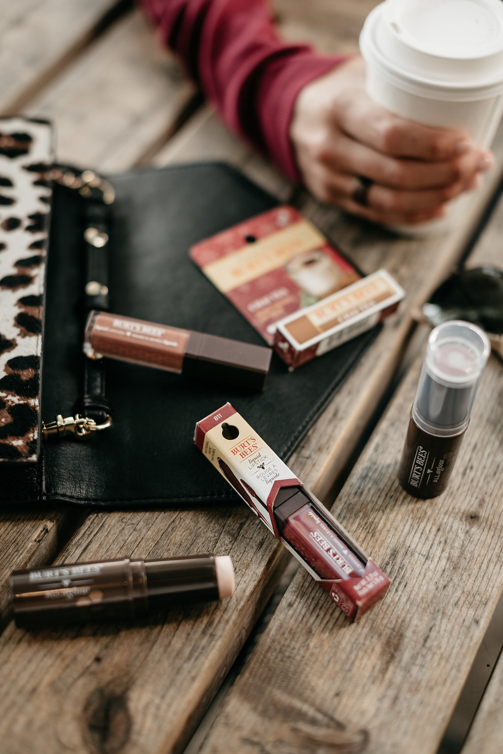 EASY FALL BEAUTY WITH BURTS BEES