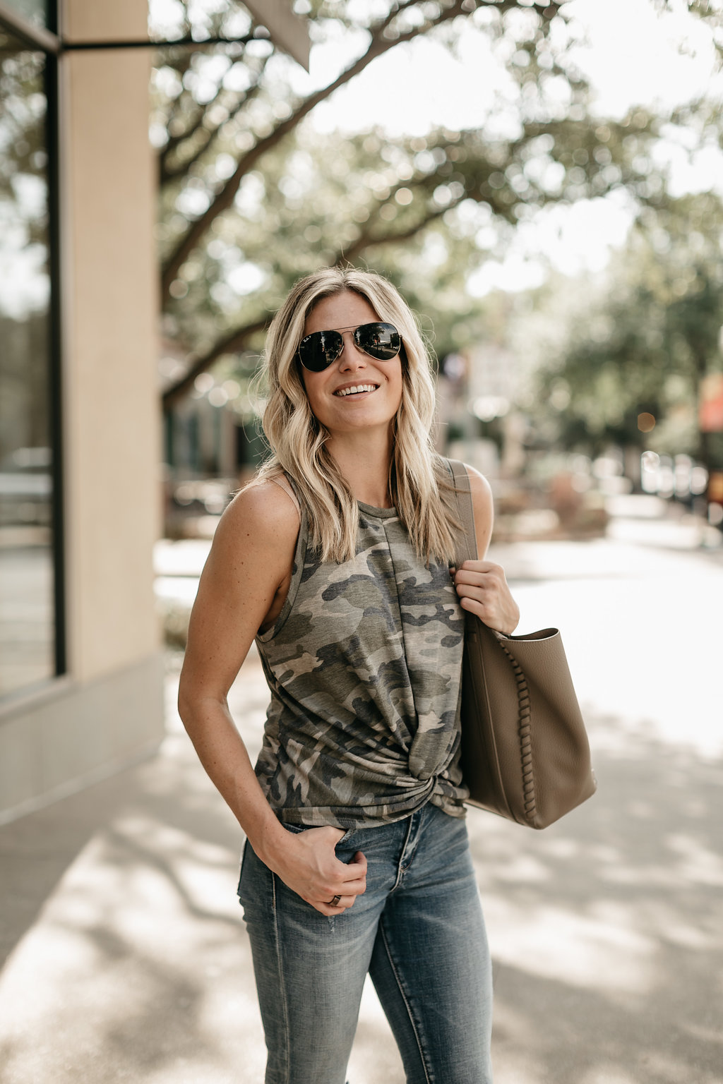 HOW TO WEAR CAMO THIS FALL