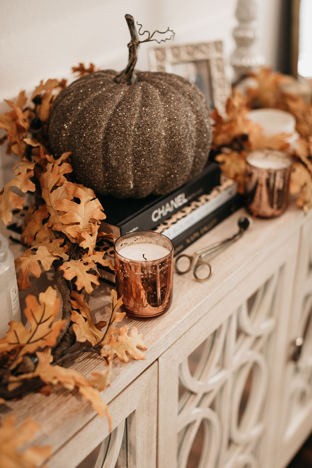 fall season decor
