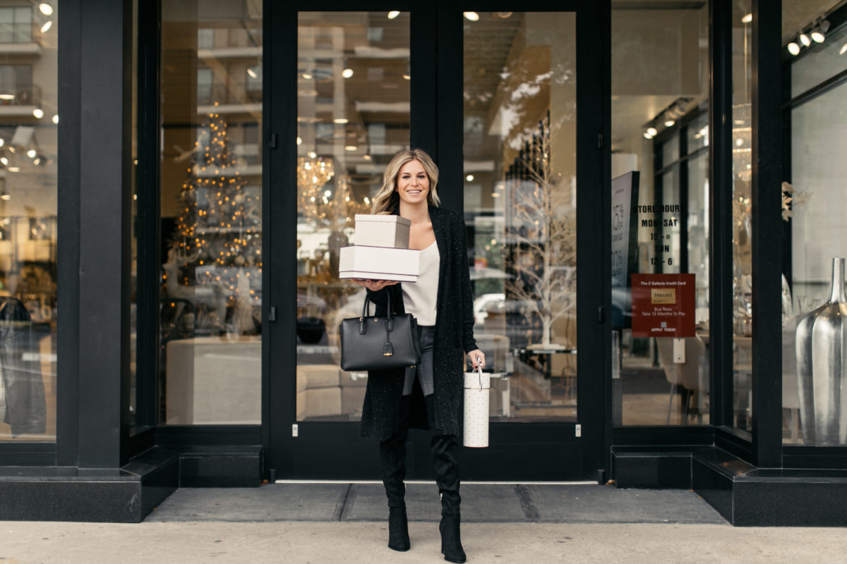 DAY 1: Autumn Cashmere $300 gift certificate