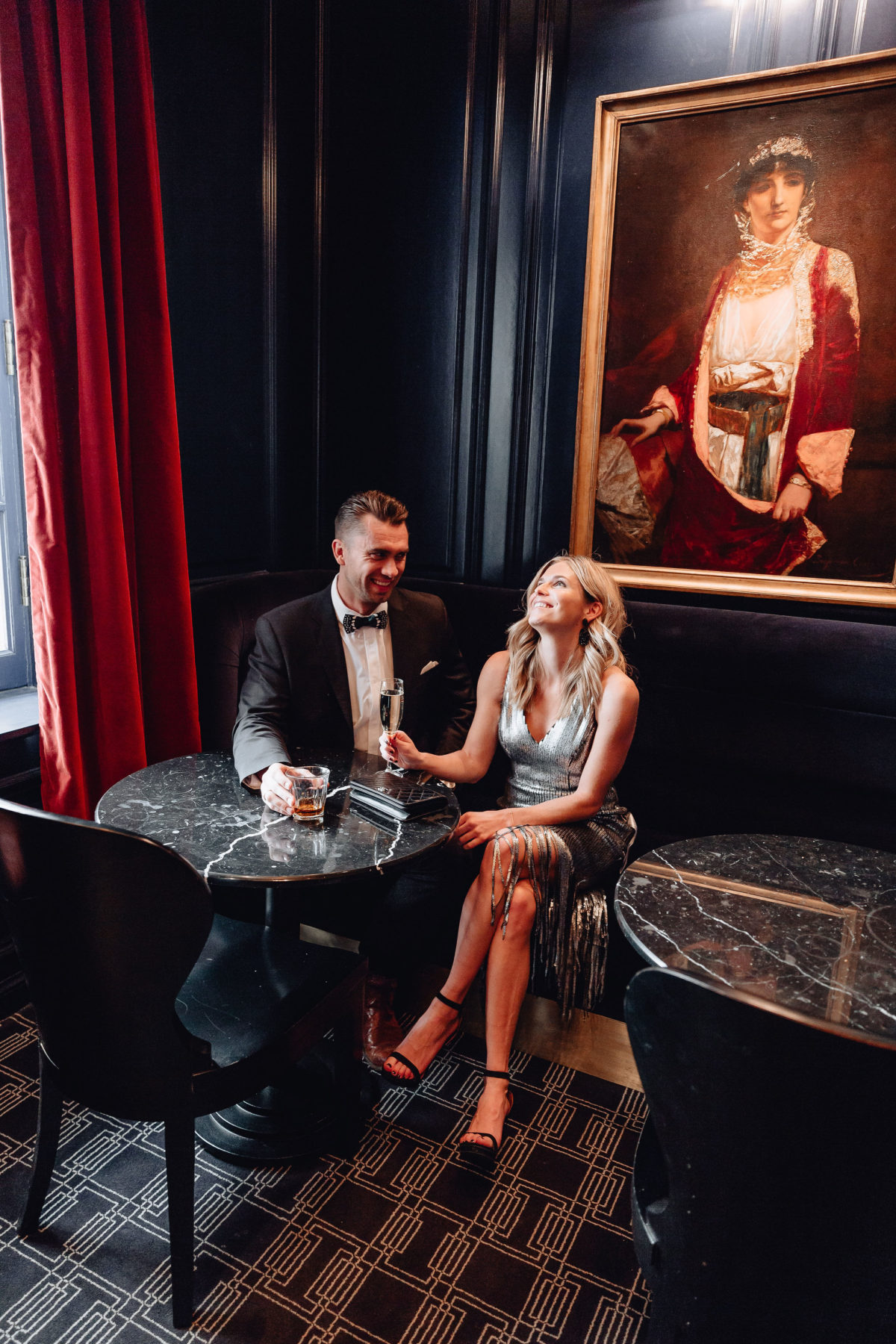 NEW YEARS EVE WITH MIZZEN + MAIN - Brooke Burnett