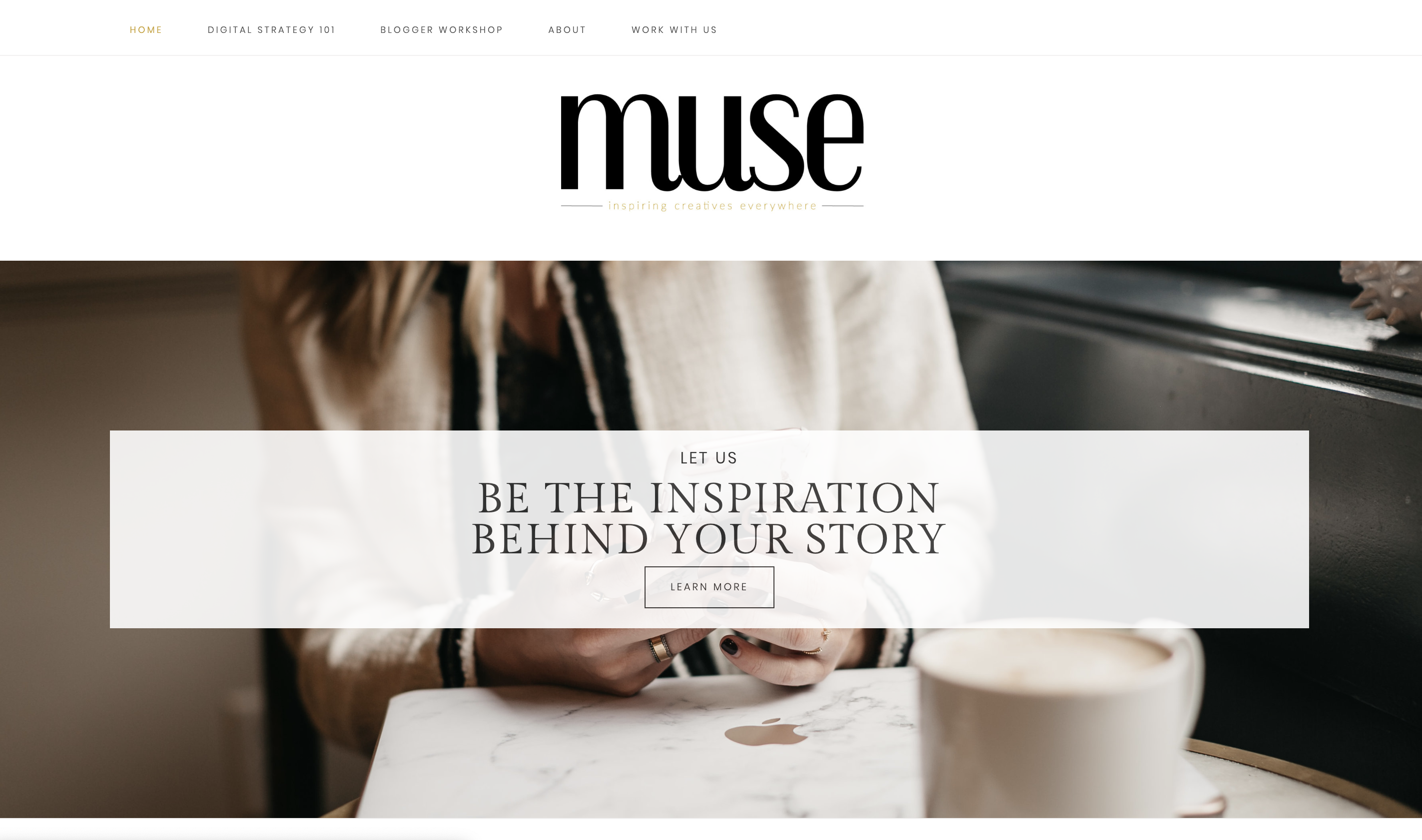 MUSE CREATIVE CONSULTING