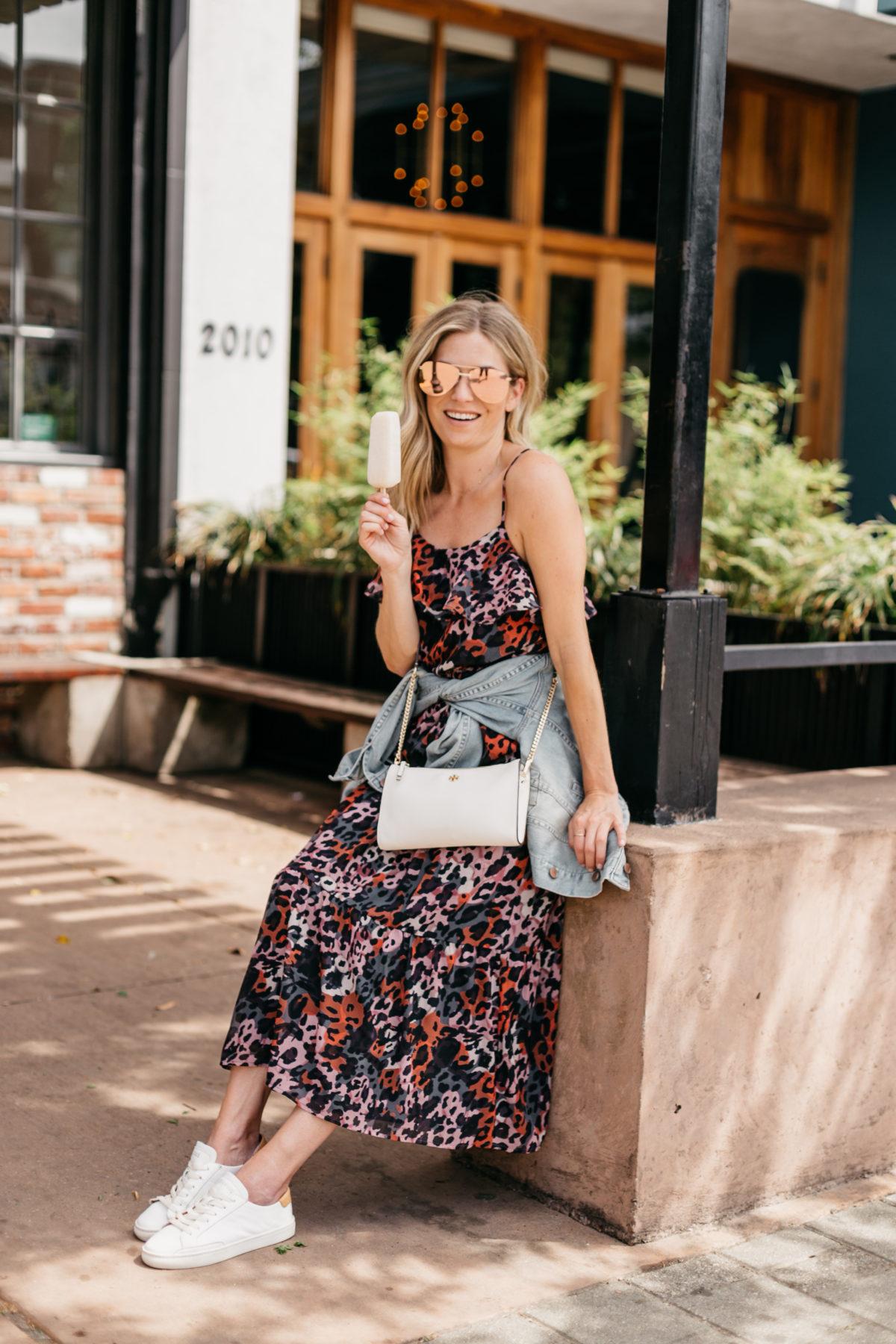 Spring Fashion 2019 - Floral Dress