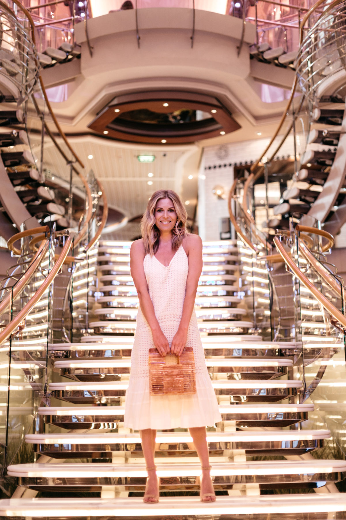 Brooke Burnett and Royal Caribbean Cruise