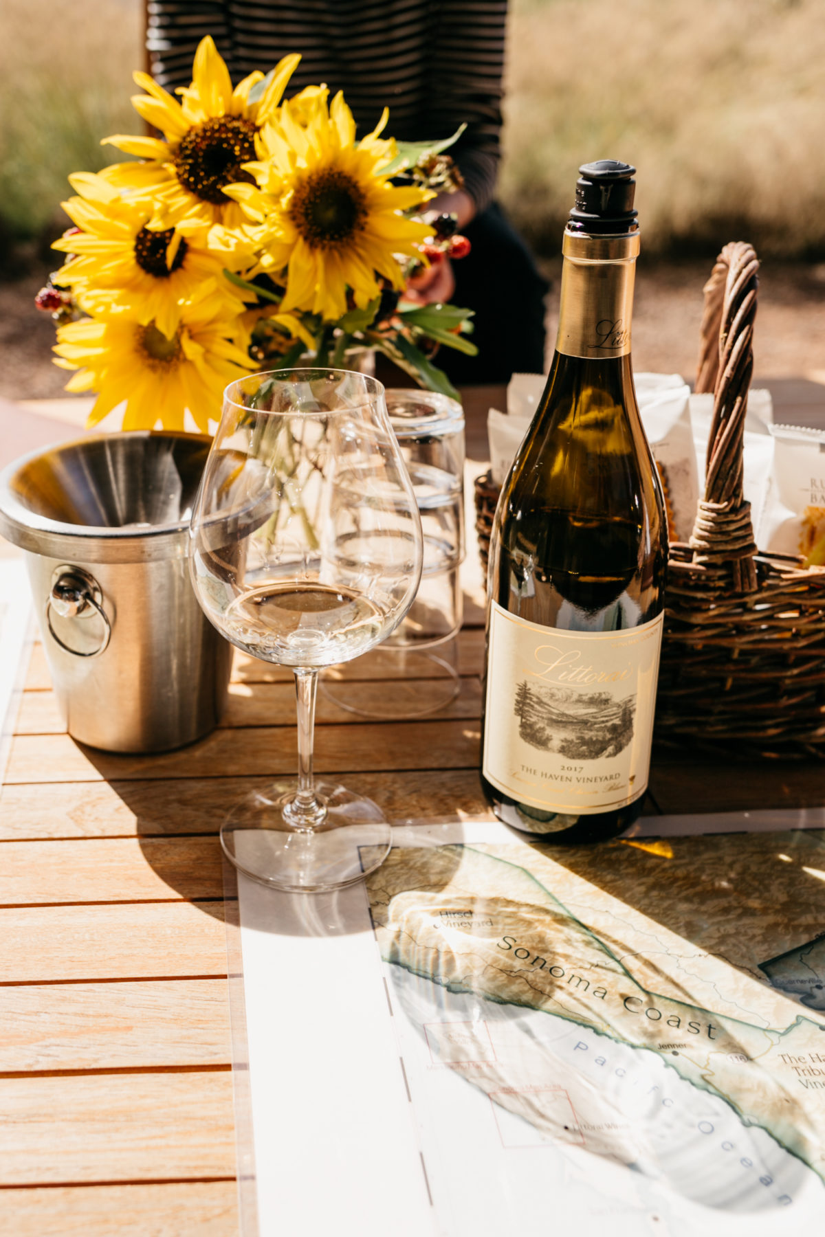 wine in sonoma for the wine country travel guide