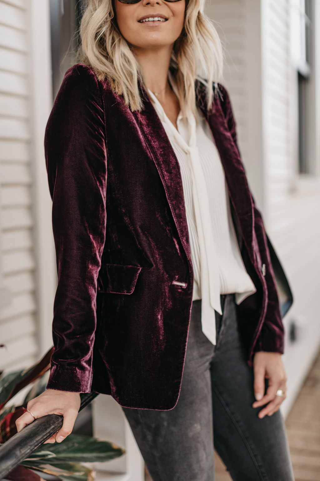 velvet fashion