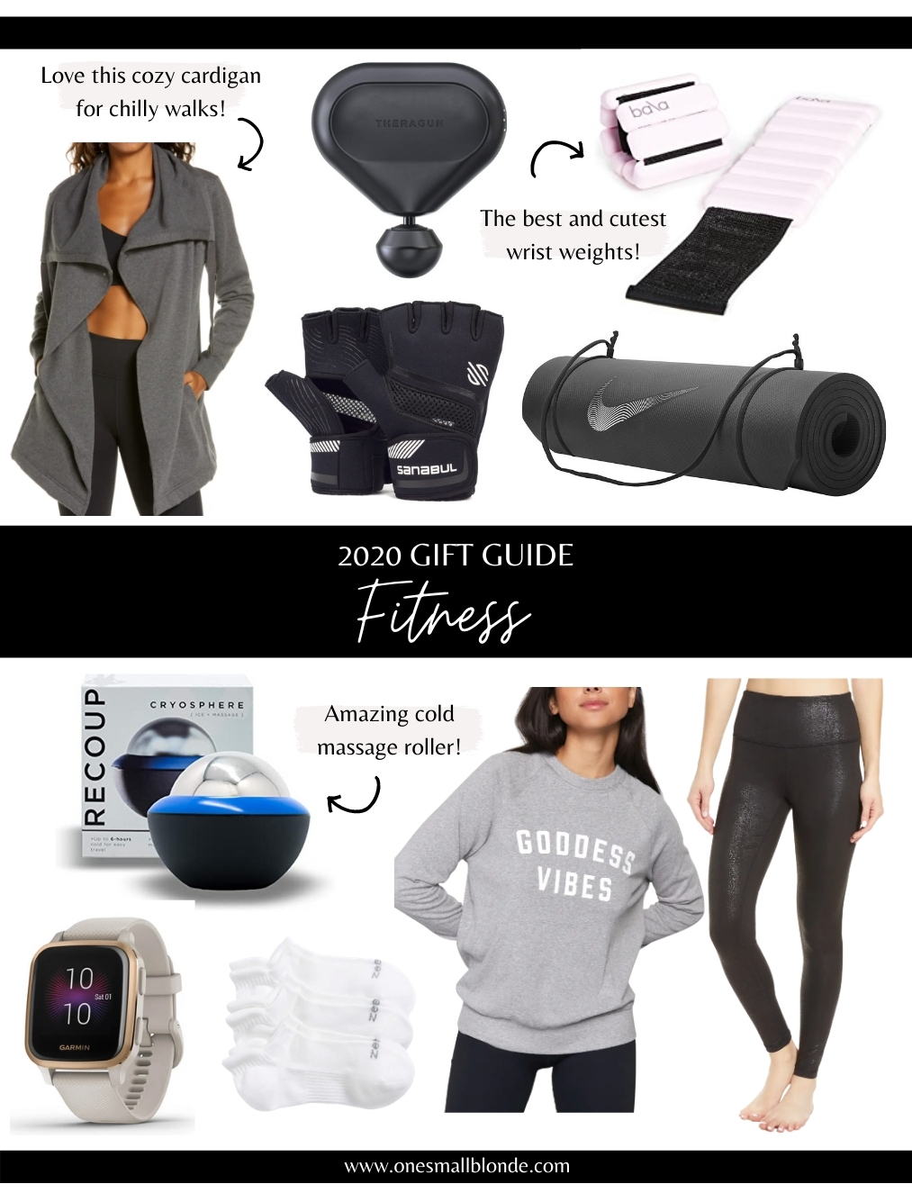 2020 GIFT GUIDE: FITNESS