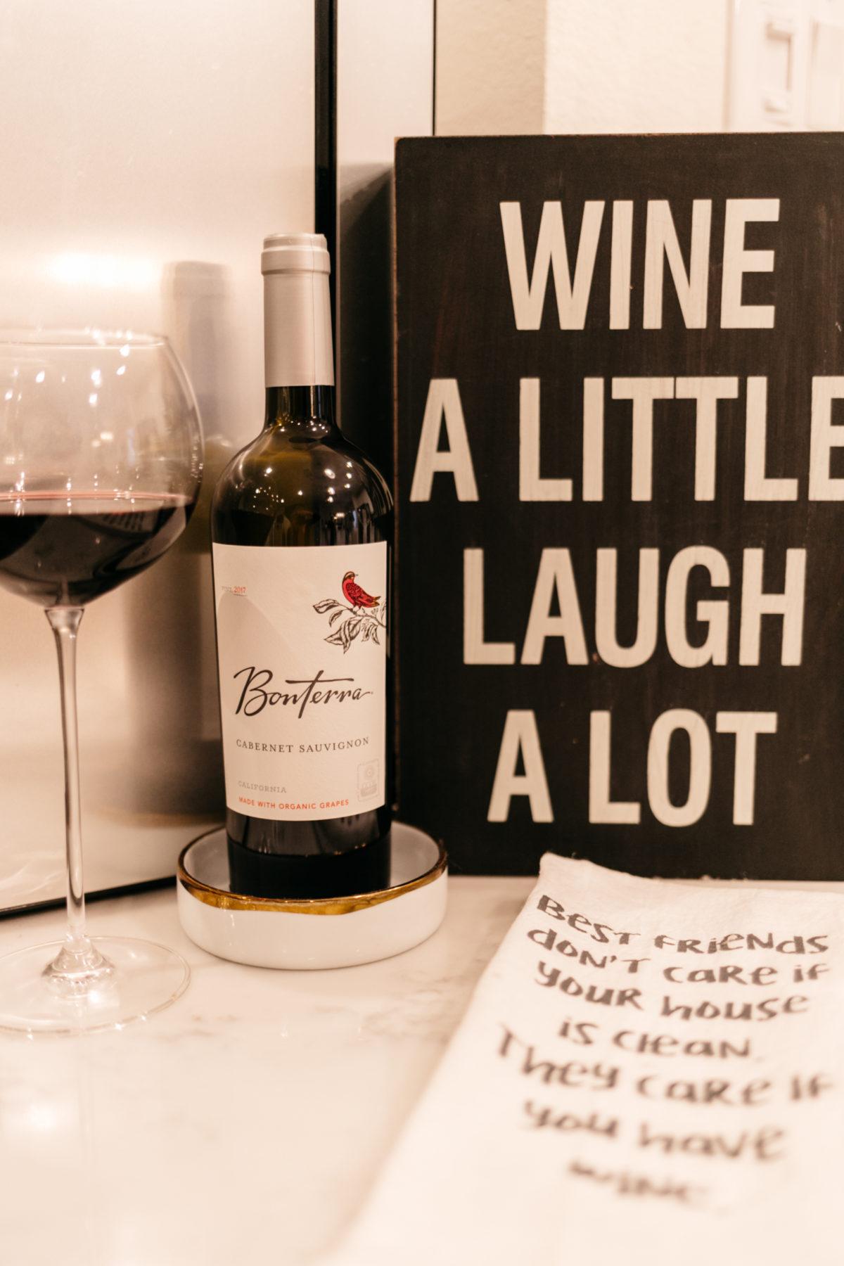 Bonterra Cabernet Sauvignon - BEST TRADER JOE'S RED WINES