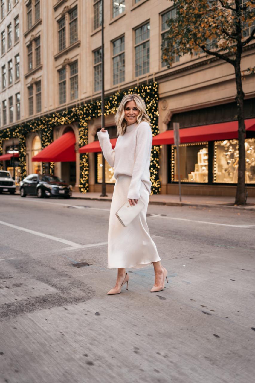 all white fashion ideas