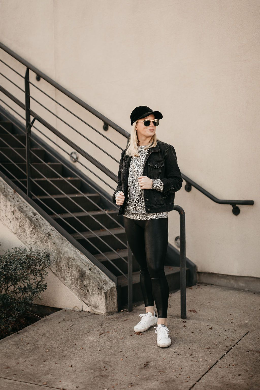 winter activewear outfit ideas